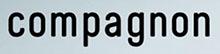 Compagnon-Bags